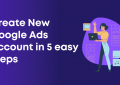 Google Ads Account Setup